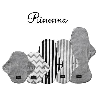 『Rinenna~リネンナ~』布ナプキン【おためし5枚セット】