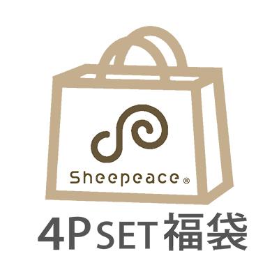 Sheepeaceショーツ〔福袋〕ふんどしパンツ4点セット
