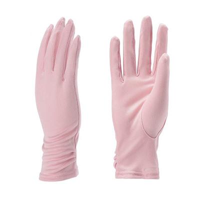 シルク手袋{Hanamoli}